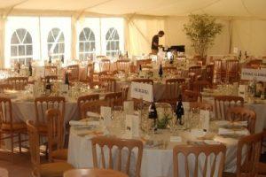 Chair Hire Devon, Event Furniture Hire, Wedding Reception Furniture Hire Devon