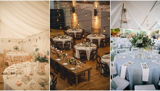 wedding table settings Archives - Fanfare Event Hire